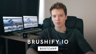 Brushify: Bootcamp - Introduction (Unreal Engine 4 tutorial)