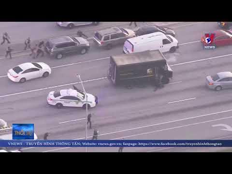 Xem phim Cướp xe chở tiền - Vụ cướp vũ trang táo tợn tại Mỹ