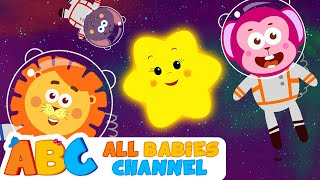 Twinkle Twinkle Little Star | Nursery Rhymes | Popular Nursery Rhymes for Kids