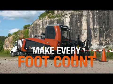 Make Every Foot Count—Ditch Witch HDD Tooling