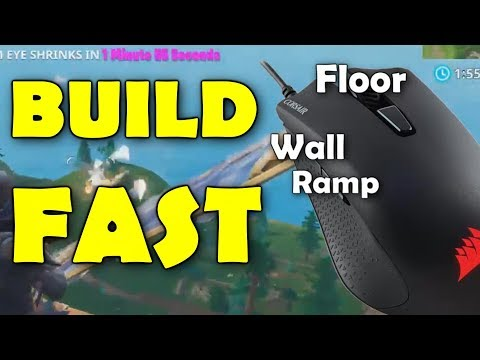The BEST Keybinds For Fast Builders (Fortnite Battle Royale)