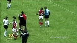 Fussball WM - Skandale [1]  Nichtangriffspakt von Gijón 1982