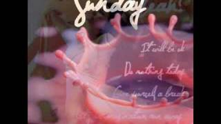 Sia - Sunday with lyrics