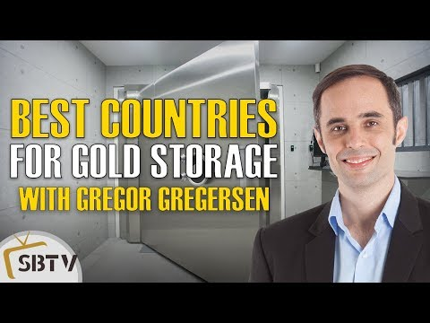 Gregor Gregersen - Offshore Gold Storage: Best Jurisdictions to Store Gold (Part 3 of 4)