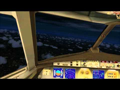 VOL FSX Clermont-Toulouse   LFLC LFBO A318 111