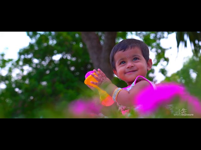 Aadhvika Birthday Song #Photoexposure