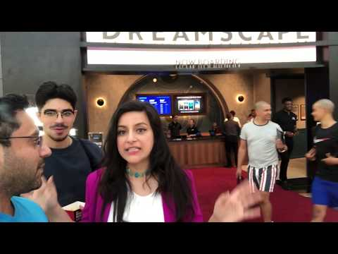 Dreamscape Prelaunch in Mall of Emirates | Highlights