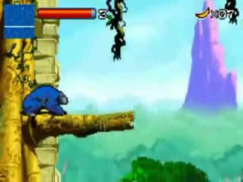 Game Boy Advance Kong   The Animated Series