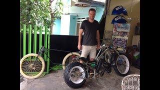 Fully Charge Sepeda listrik Gede