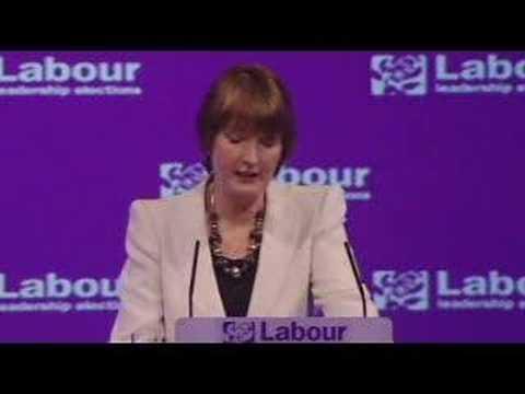 Harriet Harman - Labour's Deputy Leader
