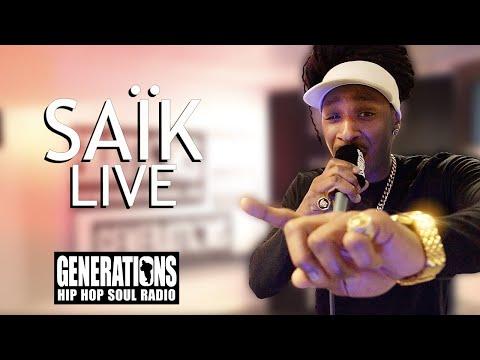 Youtube: Saïk – Timalerie (Live Generations)