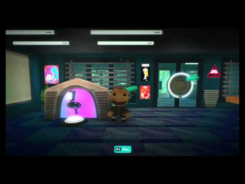 Greendale LBP3 level idea