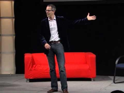 """""""It's Profersonal™"""" - Jason Seiden - Talent Net Live Keynote"""