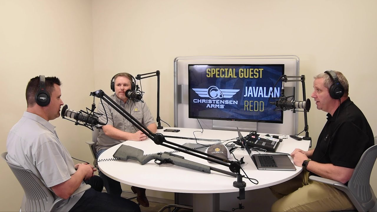 Lipsey's AIM HIGHER Podcast: Episode 4: Christensen Arms Special Guest