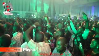 "Video:- PHYNO Storms the SOUND CITY URBAN BLAST FESTIVAL with new single ""CONNECT"""