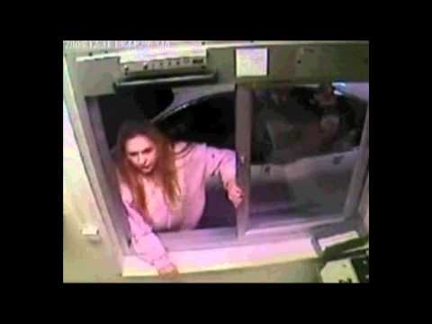 Woman engages in fastfood branch out completely!!! McNugget Rampage