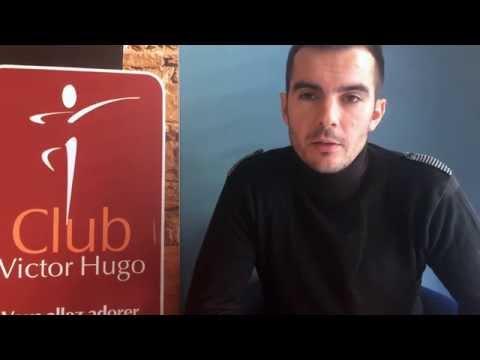 Interview Maxime Berthet - Club Victor Hugo et Club du Rhône