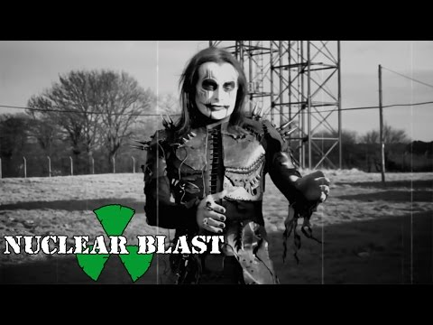 CRADLE OF FILTH -  Making of 'The Right Wing Of The Garden Triptych' (OFFICIAL INTERVIEW)