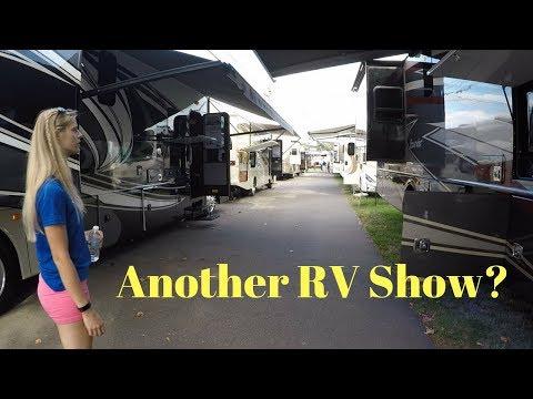 RV Trip, RV Show, Full Time planning?