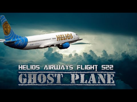 Case Study About Ghost / Devil's Plane Helios Airways Flight 522 in hindi
