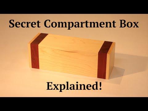 How To - Secret Compartment Box I