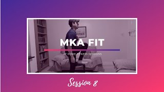 MKA Live Workout Session #8