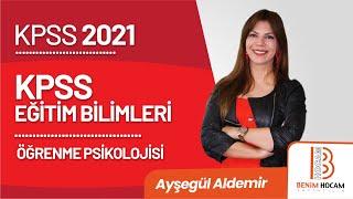 21 edimsel koullama  iii  renme psikolojisi ayegl aldemir 2019