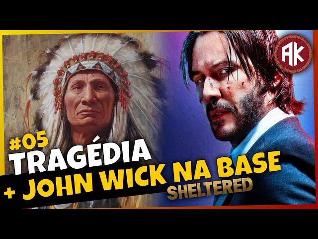 TRAGÉDIA e JOHN WICK chega na BASE para AJUDAR - EP05 - Sheltered - FINAL