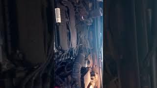 Заводим новый двигатель Kia spectra