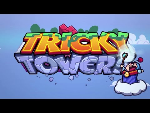 New Game Tricky Towers with EMNR ROCKSTAR