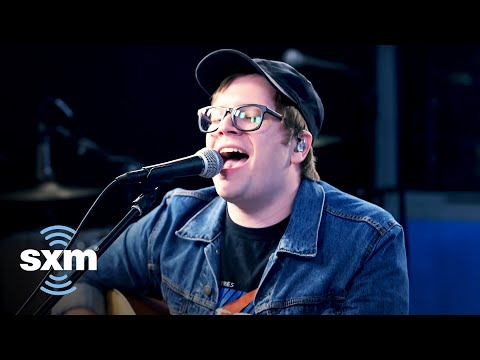 Fall Out Boy's Patrick Stump performs an acoustic cover of No Tears Left To Cry by Ariana Grande
