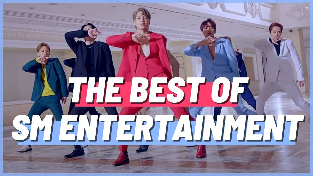60 ICONIC K-POP SONGS FROM SM ENTERTAINMENT