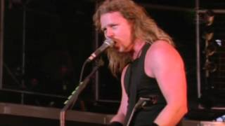 METALLICA - CREEPING DEATH - [SUB ITA] - MOSCA - 1991 - (AUDIO SBD)