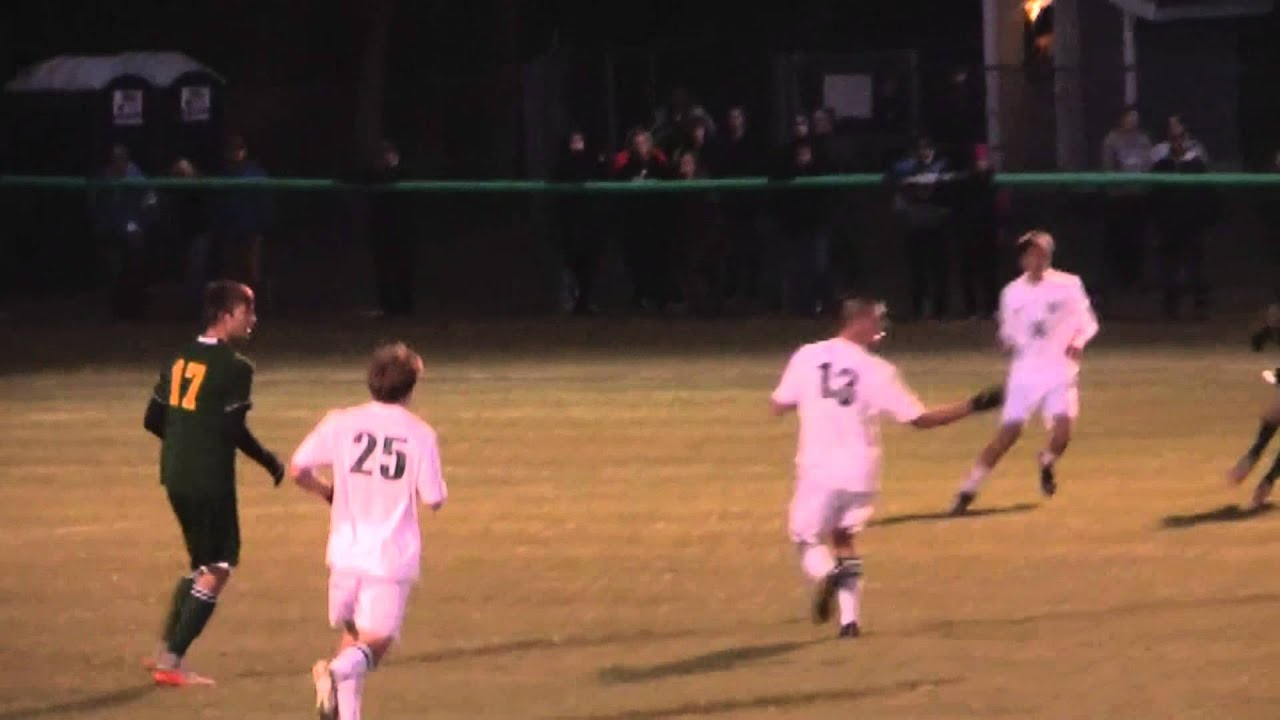 Chazy - ELCS Westport Boys D SF  10-27-15