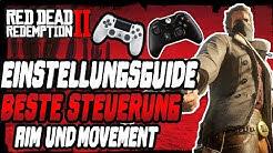 Beste Steuerung und Einstellungen in RDR2   Red Dead Redemption 2   IRabbix