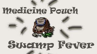 Swamp Fever, Aflicted Outfit, Medicine Pouchs e Respaw Swamp Troll. - Tibia Informações #2