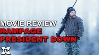Movie Review: RAMPAGE President Down