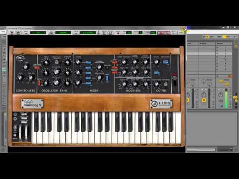 Stranger Things Intro - Ableton Live (Test)