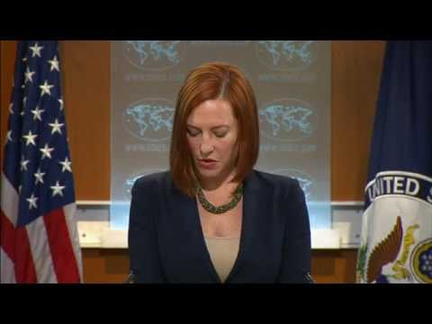 Daily Press Briefing: May 30, 2014