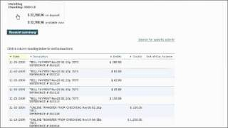 Citi QuickTake Demo: How to View your Account Details using Citibank Online