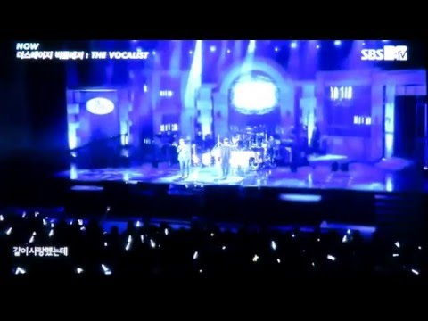 The Stage Big Pleasure (The Vocalist - 66회)  본방송1