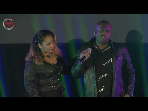 Konomi Rivers & Lance Moore, USA - Karaoke World Championships 2016