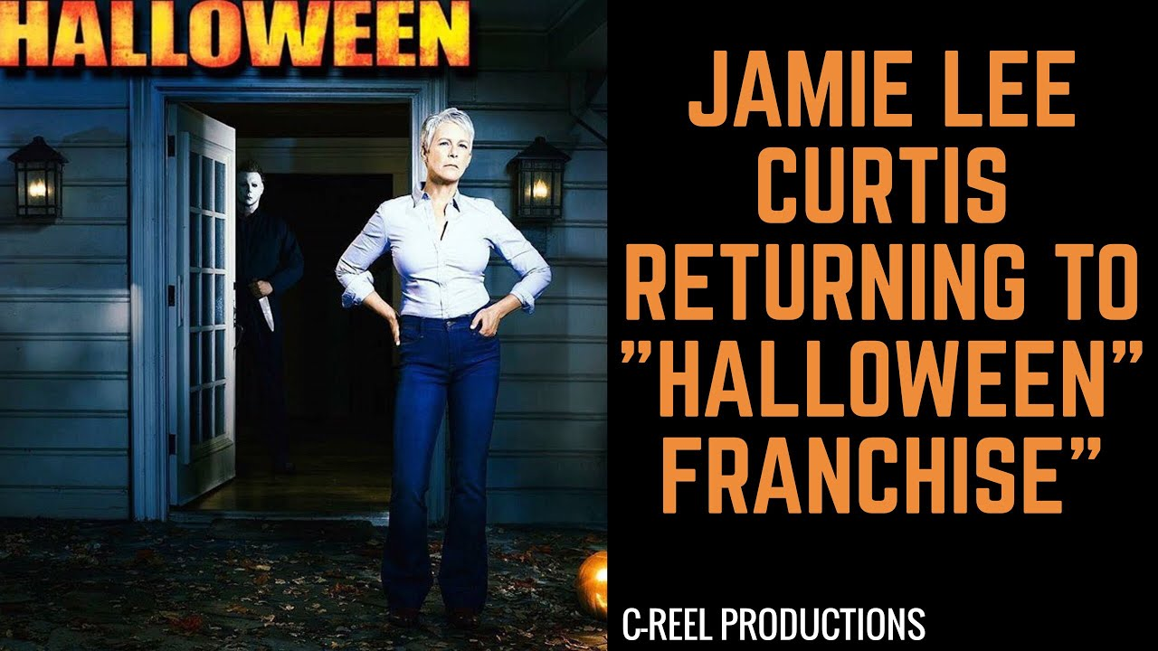 BREAKING NEWS! Jamie Lee Curtis Returning to