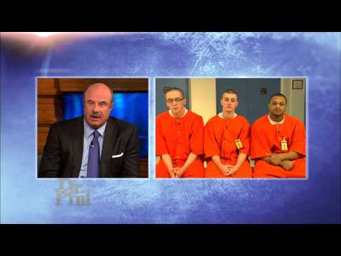 "Three of the ""Elkhart 4"" Speak Out for the First Time -- Dr. Phil"