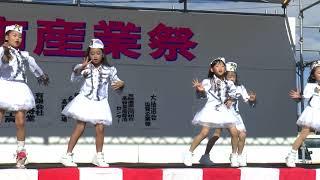 高萩産業祭 *パピヨンジャズダンスの皆さん。