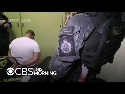 FBI-led global crime bust leads to more than 800 arrests