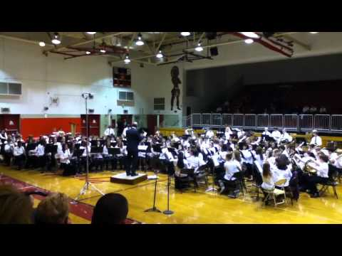 Mission impossible- 7th grade band