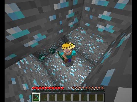 En Zor Minecraft Bölüm 4# Diamond Bulduk