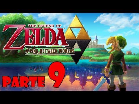 The Legend of Zelda: A Link Between Worlds - Parte 9 - Speed Run + Outtakes