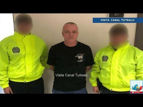Detienen en Colombia a 'Popeye' exjefe de sicarios de Pablo Escobar Video